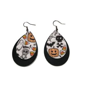 halloween essential statement earrings