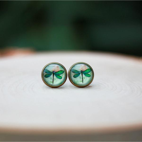 dragonflies jewelry