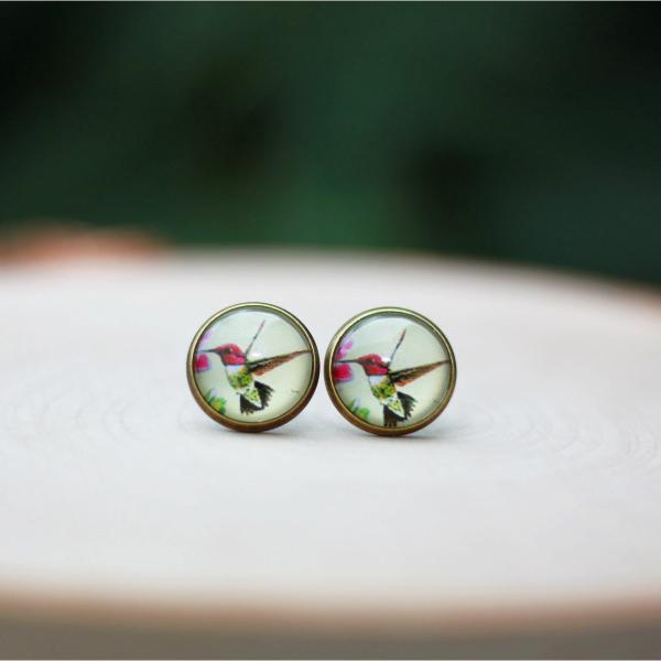 hummingbird jewelry