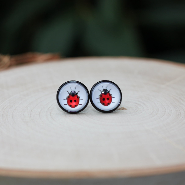 ladybug jewelry gifts